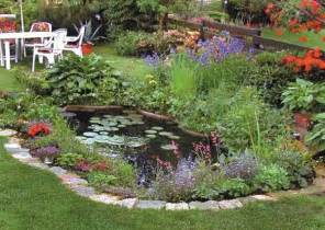 Landscape Your Backyard 21 Garden Design Ideas Small Ponds Turning Your Backyard