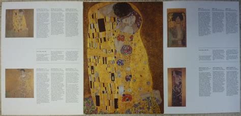 klimt poster set gustav klimt set of 6 posters catawiki