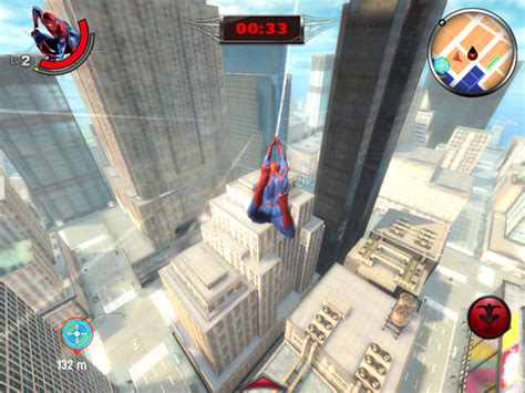 web swinging games the amazing spider man android descargar
