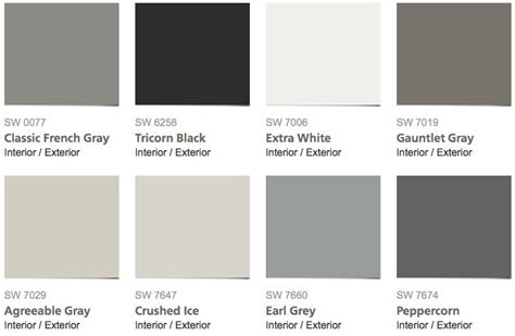 popular gray paint colors popular interior house painting colors tri valley bay