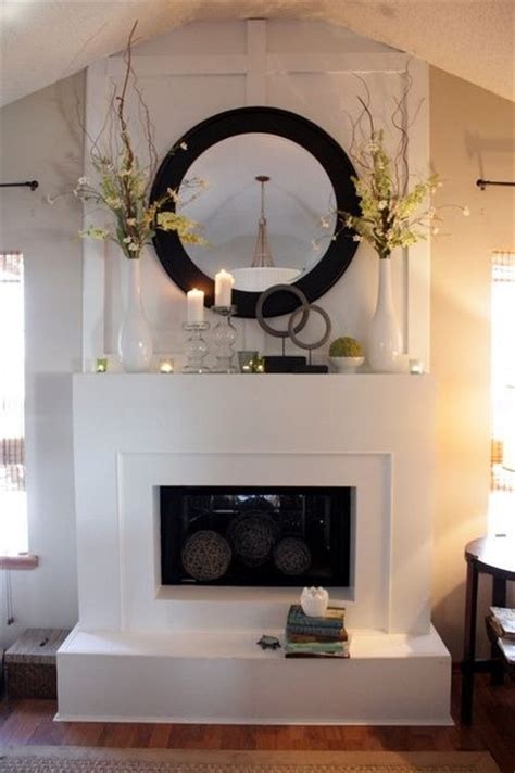 fireplace top decorations best 25 mantle decorating ideas on place