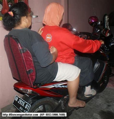 Kursi Boncengan Anak Di Yogyakarta boncengan motor 3in1 kursi sabuk bonceng sandaran