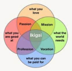 what s your ikigai finding your reason for being