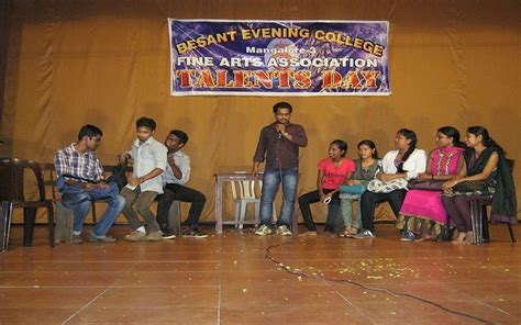 Mangalore Mba Evening College by Besant Evening College Mangalore Admissions Contact