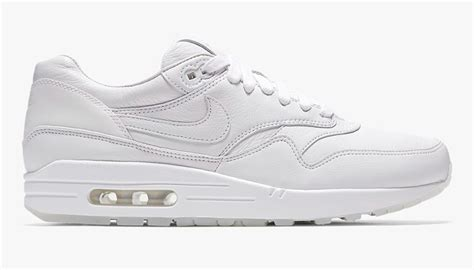 Air 1 White 1 kicks deals official website nike air max 1 deluxe leather white white kicks deals