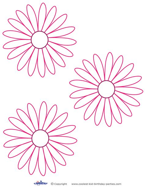 printable mini flowers 5 best images of free printable small flowers printable
