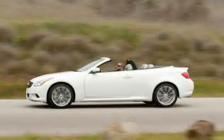 Who Drives Infiniti 2009 Infiniti G37 Convertible Drive Motor Trend
