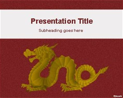 powerpoint templates for chinese new year chinese new year powerpoint templates