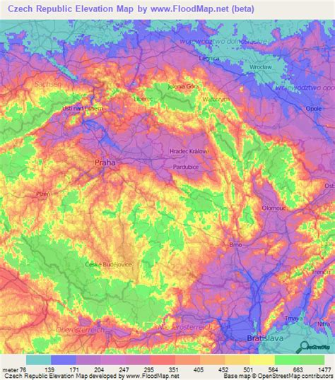 Find In Republic Republic Elevation And Elevation Maps Of Cities Topographic Map Contour