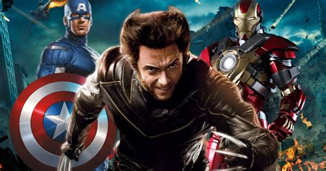 hugh jackman on meeting the avengers and wolverine 3