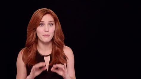 abreva commercial actresses garnier fructis olia tv spot unbelievable color ispot tv