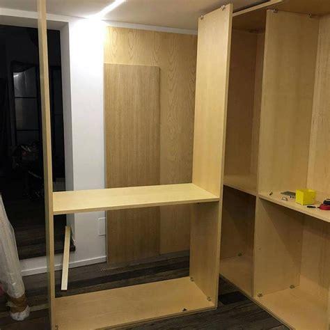 pareti armadio cabina armadio con pareti di accesso cabina armadio