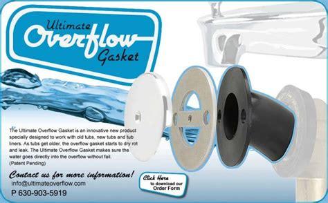 Bathtub Overflow Gasket by Tub Overflow Gasket Page 2