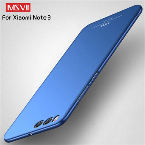 Casing Xiaomi Mi Note Mi Note Pro Direction Signs Custom msvii for xiaomi mi note 3 cover for mi note 3 luxury utral thin pc protective