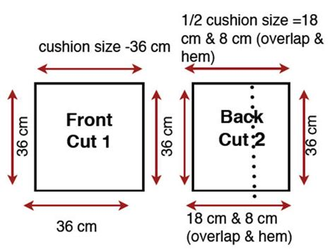How To Make A Cushion by 5 Simple Steps To Make Your Own Cushion Haller