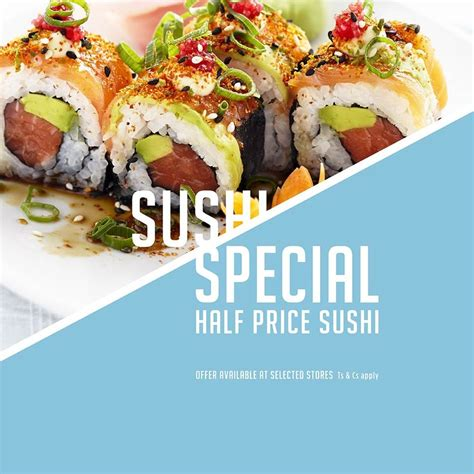 restaurant specials great sushi specials at simply asia durban restaurants