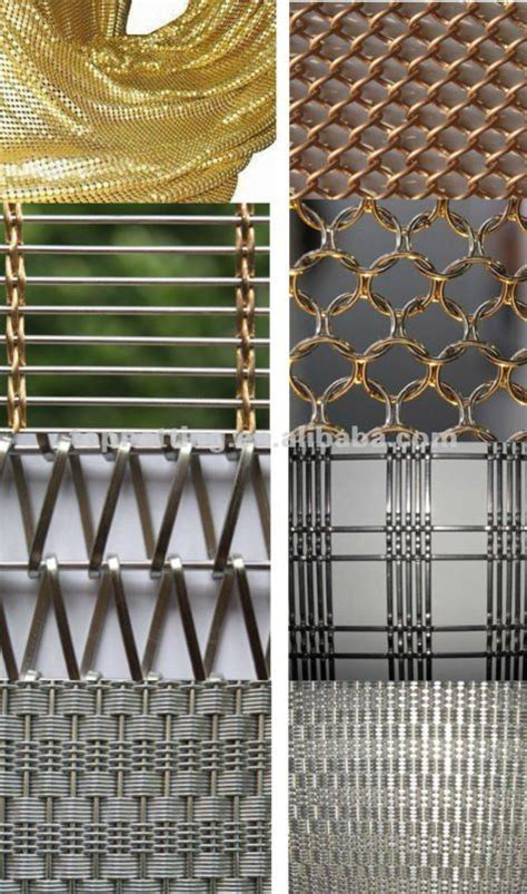 mesh curtain fireplace screen chain link mesh spark screen fireplace curtain mesh buy