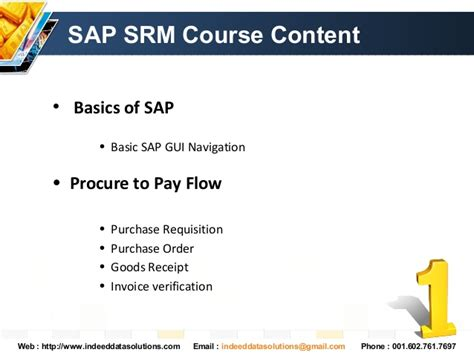 tutorial sap srm sap srm training sap srm online training sap srm course