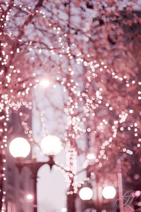 Love Color Inspiration Pink Pinterest Pink Tree Lights