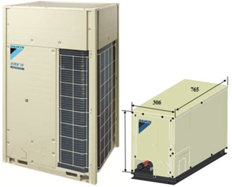 Ac Vrv Iv Vrv Hrhw Vrv Commercial Products Indonesia Company Daikin