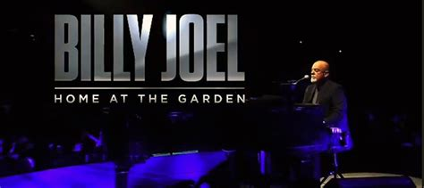 Square Garden Billy Joel by Concerts Eventsopedia
