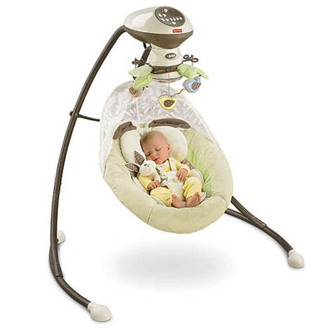 fisher price infant swing dadfluential s new parent gift guide part 2 comfort items
