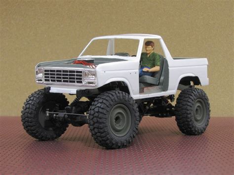 Ford Bronco Rc Rock Crawler by 1980 Ford Bronco Rock Crawler Rccrawler