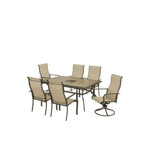 Martha Stewart Patio Dining Set Martha Stewart Living Cardona Patio Dining Chairs Set Of 4 Stationary 2 Swivel Discontinued
