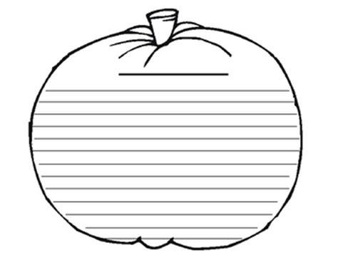 printable pumpkin writing templates pumpkin writing template by kasey nichols teachers pay