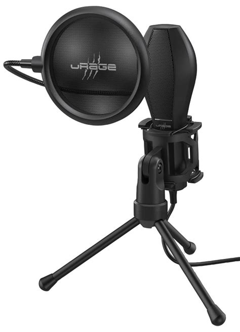 uRage Stream 400 Plus USB Gaming Microphone - HAMA | CPC UK