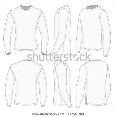 Kaos Sket Sleeve all six views s white sleeve t shirt design