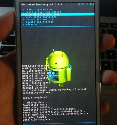 reset android note 2 how to flash a custom rom onto your samsung galaxy note 2