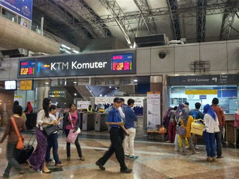 Ktm Ticket Counter Operating Hours Kuala Lumpur Tourism Visit From Klia To Hotel Via Kl