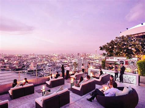 roof top bar bangkok top 10 rooftop bars in bangkok thailand travel inspiration