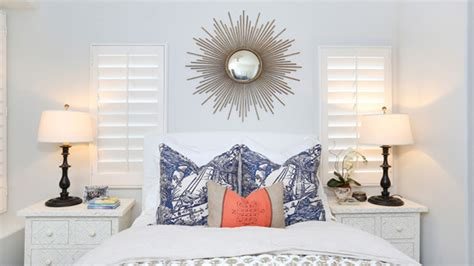20 beautiful bedrooms with sunburst mirrors home design