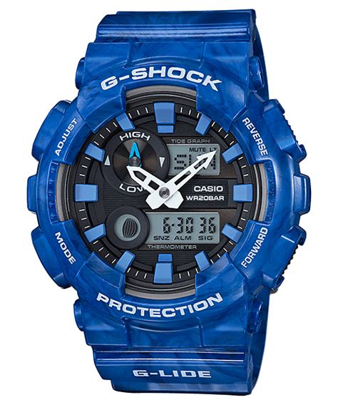 Limited Casio Baby G Original Ba 110pp 2a g shock g lide gax 100 with tide moon thermometer