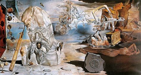 Dali Influenced by Apotheosis Of Homer Is Quintessential Surrealism And