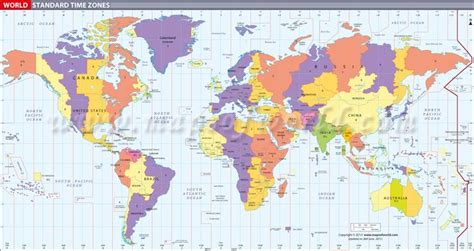 printable world clock printable world map with time zones www imgkid com the