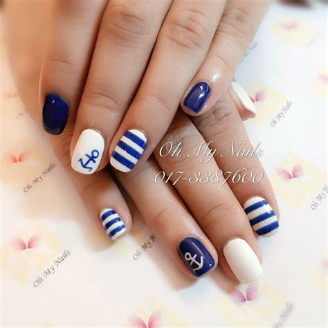 Easy And Stylish Nail Designs