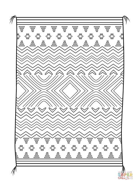 Navajo Designs Coloring Pages american designs coloring pages printables coloring home