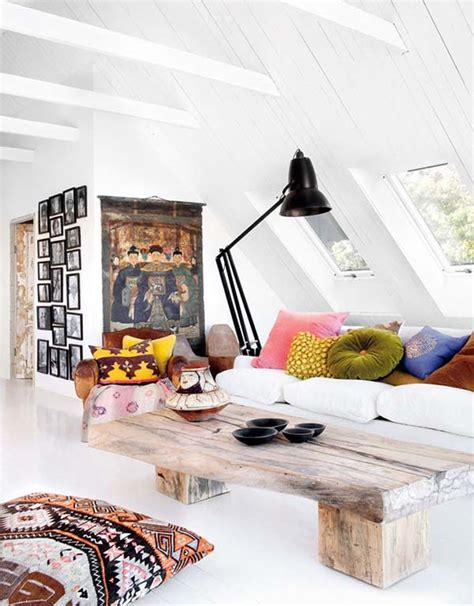 interior design of a swedish waterfront home