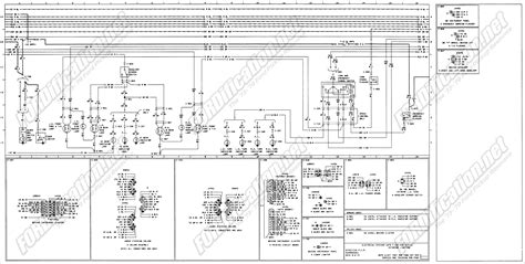 1976 ford f150 wiring diagram with 69charging03 wiring