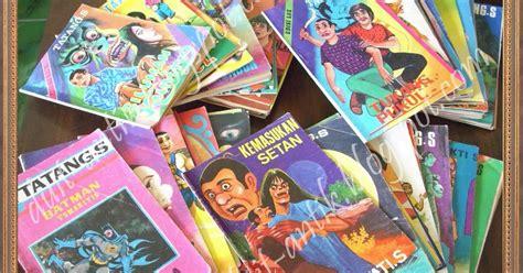Komik Indonesia Jadul Batara Wisnu D menjual berbagai macam uang kuno dan barang kuno komik gareng petruk karya tatang s
