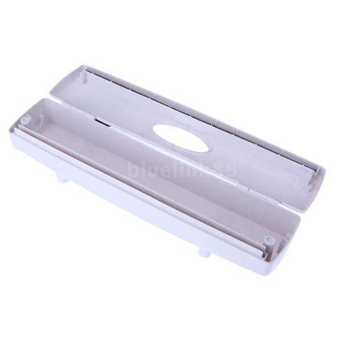 kitchen plastic aluminum foil cling wrap dispenser