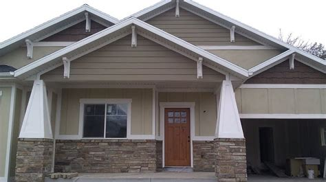 craftsman home with board and batten siding craftsman 11 best images about exterior craftsman home ideas on