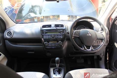 mirage mitsubishi interior mitsubishi mirage facelift interior autonetmagz