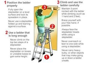 ladder safety hayneedle