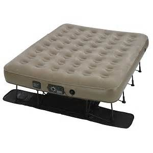 air mattress stand great guest air bed mattress on stand with