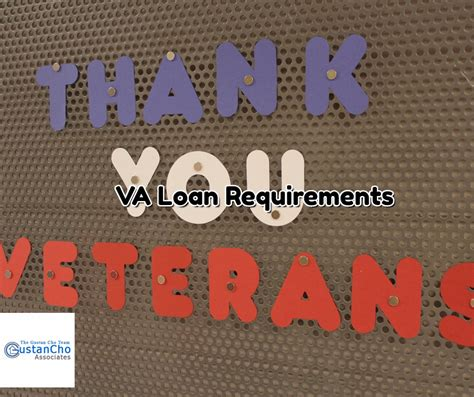 va housing loan requirements what are the qualification va loan requirements and guidelines
