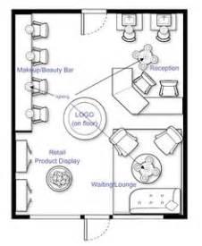 Nail Salon Floor Plan by Salons De Beaut 233 Plans Architecturaux And Salons On Pinterest